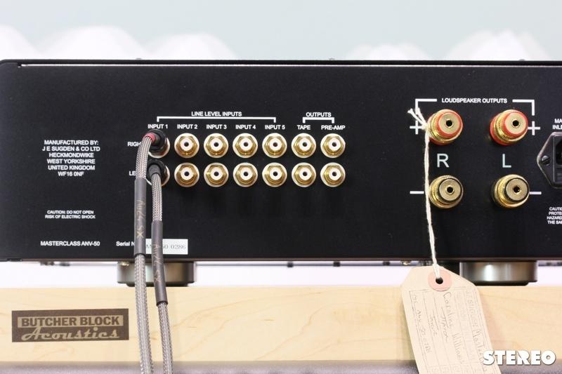 RCA Audience AU24 SX: Cân bằng, chi tiết, giàu năng lượng