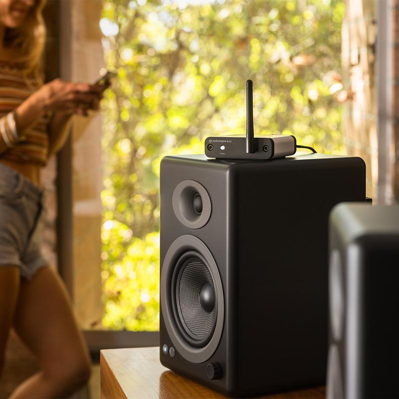 Audioengine B-Fi Multiroom Music Streamer: Nhỏ gọn, đơn giản, giá bình dân