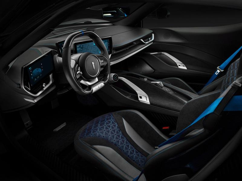 Naim Audio hé lộ việc đảm nhận hệ thống âm thanh cho siêu xe Pininfarina Battista