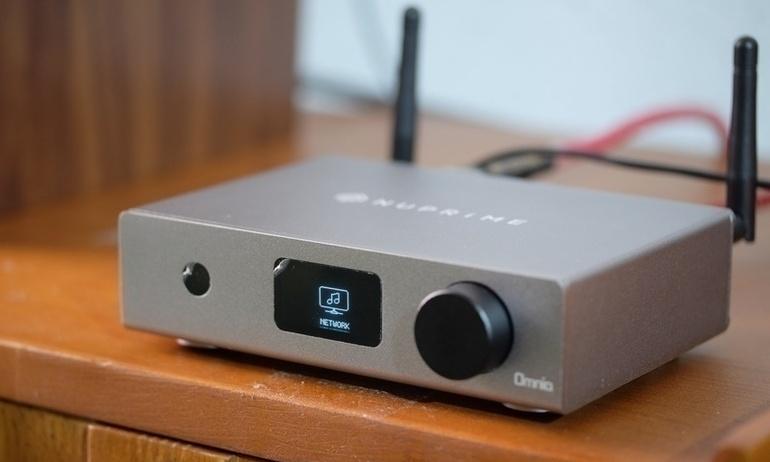 Music Server NuPrime Omnia WR-1: Tiện ích, bền bỉ, ổn định hàng đầu