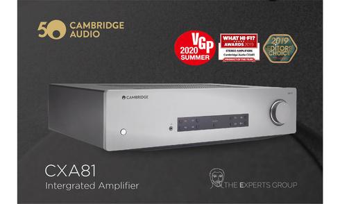 Cambridge Audio liên tiếp nhận được những giải thưởng danh giá