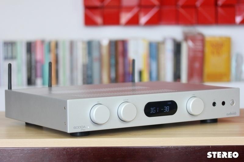 Audiolab 6000A Play: Kết hợp hoàn hảo từ bộ đôi 6000A và 6000N Play
