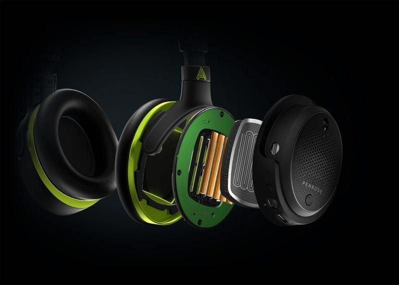 Audeze giới thiệu tai nghe không dây Penrose, thiết kế chuyên dụng cho game thủ