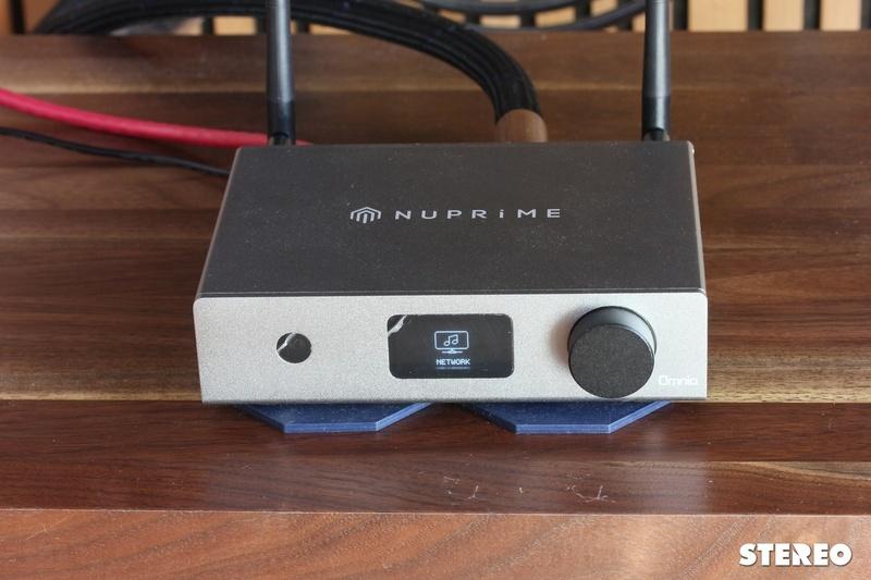 QED QXCAT6 nâng cấp hệ thống streaming audio triệt để