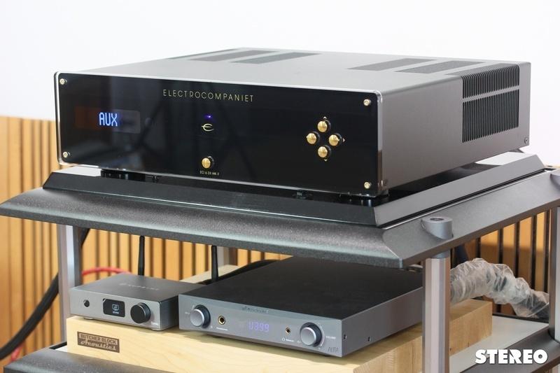Eletrocompaniet ECI 6DX MKII: Mạnh mẽ, đa năng có sẵn DAC và streamer