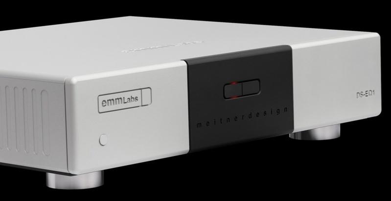 EMM Labs trình làng phono DS-EQ1, thiết kế riêng cho cartridge quang học