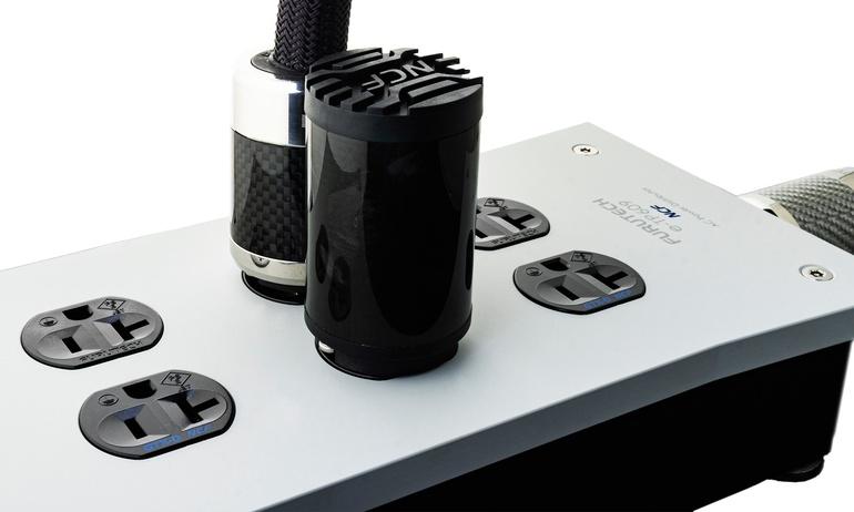 Nâng cấp nguồn điện cho hệ thống audio với thiết bị nhỏ gọn Furutech NCF Clear Line