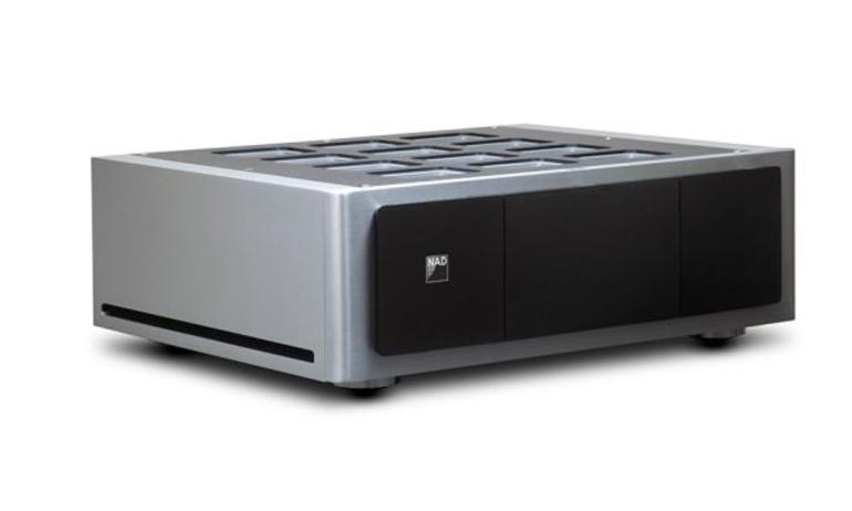 NAD bổ sung ampli công suất đa kênh cao cấp M28 vào Master Series