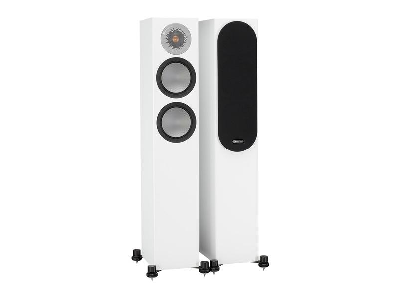 Loa cột Monitor Audio Silver 200: Lựa chọn hấp dẫn cho phân khúc phổ thông
