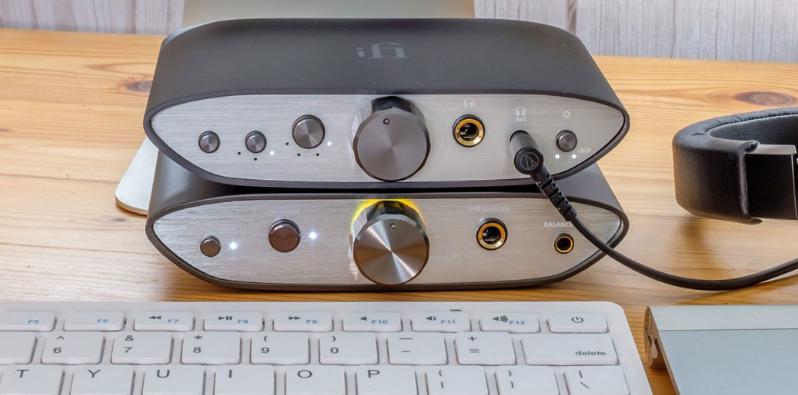 iFi mở rộng dòng Zen Series với headamp Zen Can