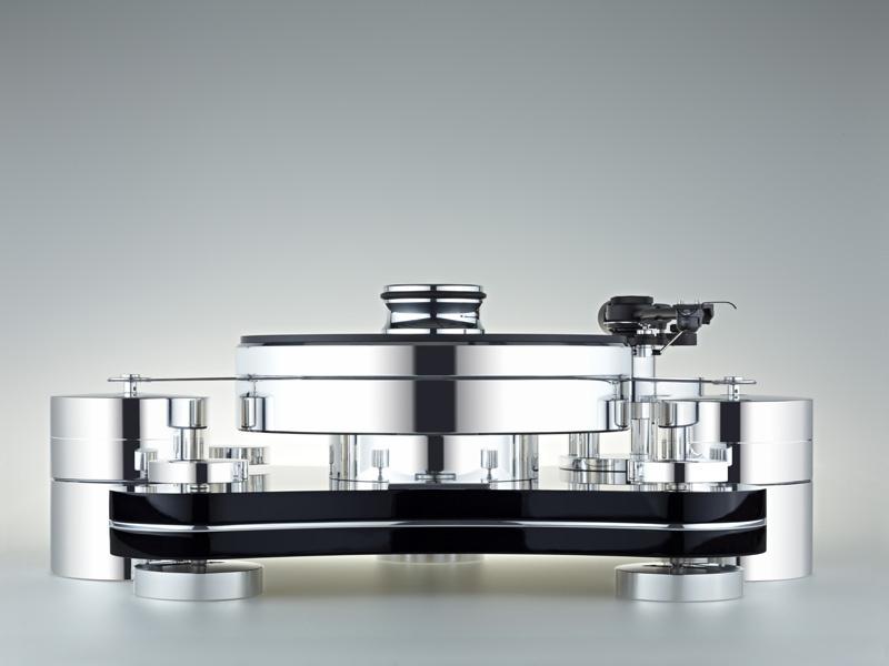 Transrotor Zet 3 - mâm than hi-end thể hiện tinh thần nước Đức: Tinh tế, mạnh mẽ và đầy thực tiễn
