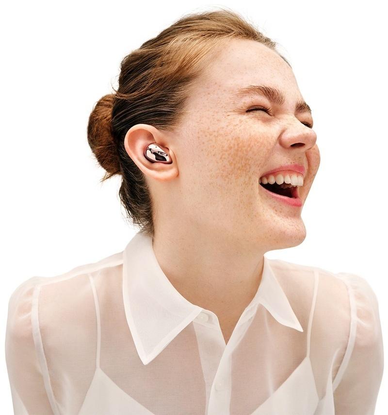 Samsung chính thức ra mắt tai nghe true-wireless dạng hạt đậu Galaxy Buds Live