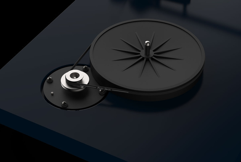 Pro-Ject ra mắt mâm đĩa than Debut Carbon Evolution