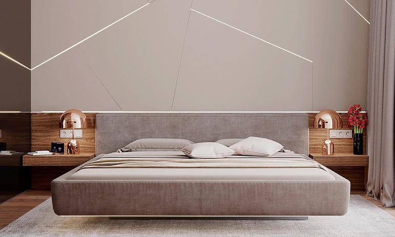 8 phong cách thiết kế phòng ngủ sang trọng và mang đến cảm giác thư thái, yên bình