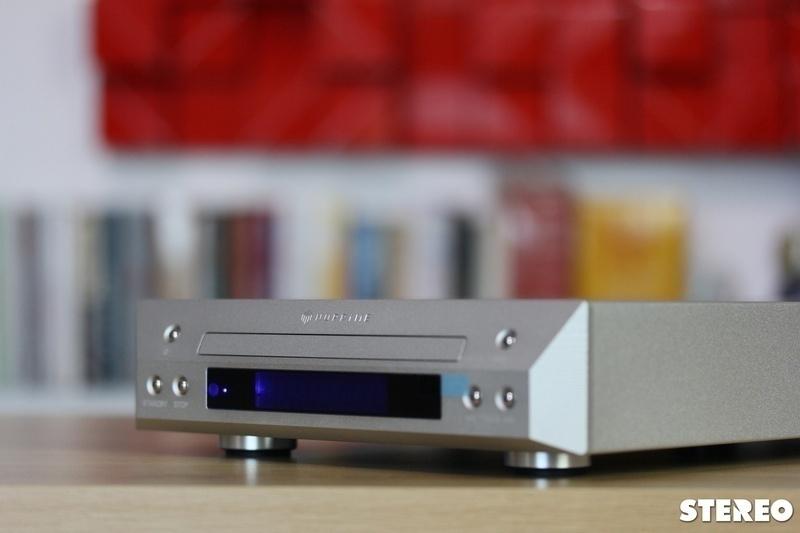 Nâng cấp thú chơi CD với đầu CD transport cao cấp NuPrime CDT-10
