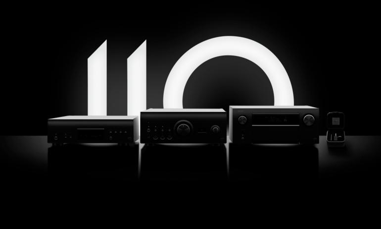 Denon sẽ trình làng bộ tứ sản phẩm đỉnh cao kỷ niệm 110 năm của hãng