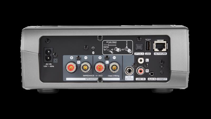 Denon HEOS AMP HS2: Chiếc ampli nghe nhạc