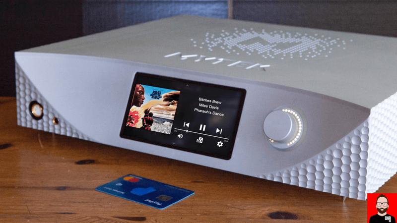 Mytek Audio trình làng DAC/Streamer/Preamplifier Empire: Bộ nguồn phát tất cả trong một dành cho nhạc số