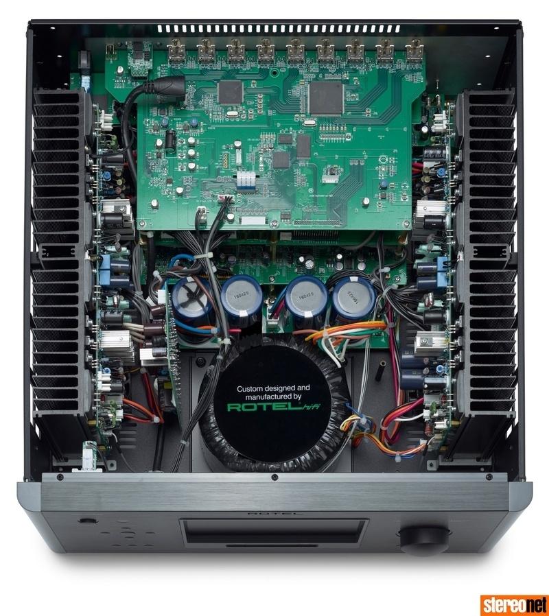 Rotel giới thiệu AV processor RSP-1576MKII và AV receiver RAP-1580MKII dành cho phòng phim gia đình