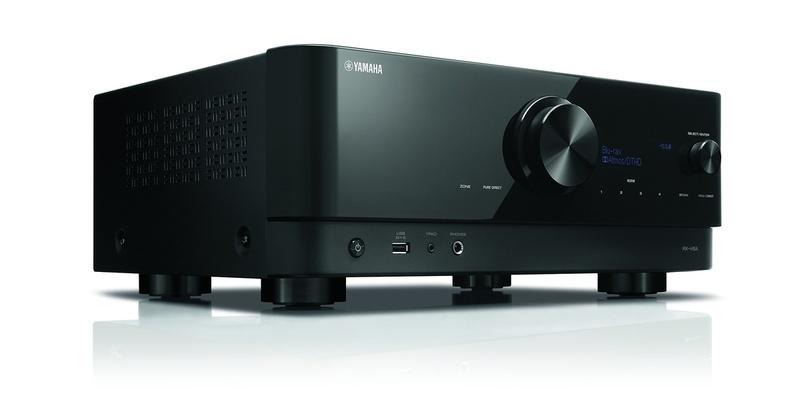 Yamaha tung ra bộ đôi AV receiver tầm trung RX-V6A & RX-V4A: Thiết kế hoàn toàn mới, hỗ trợ 8K và nhiều công nghệ tiên tiến