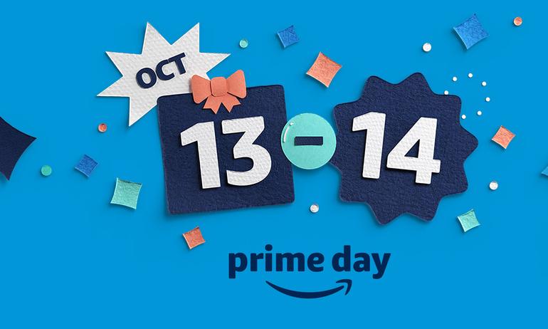 Amazon công bố thời gian chính thức cho ngày hội mua sắm Amazon Prime Day 2020