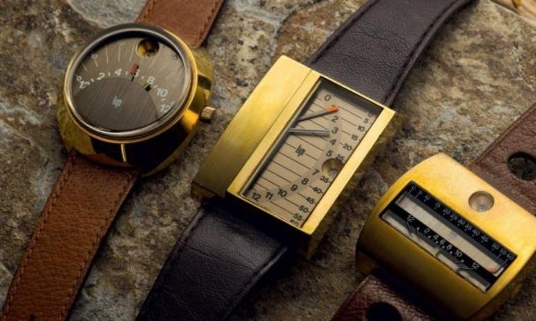 """Chiêm ngưỡng vẻ đẹp từ những mẫu đồng hồ """"bị quên lãng"""""""