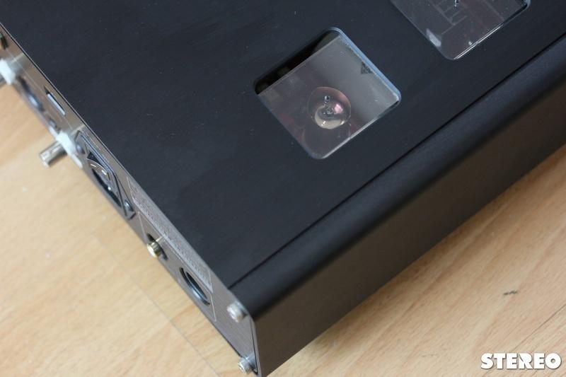 DAC AMR DP-777SE: Đầu giải mã đèn đỉnh cao từ AMR