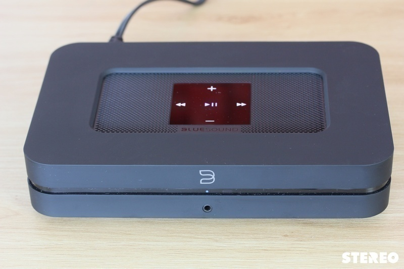 Music streamer Bluesound Node 2i:  Kết nối bộ dàn Hi-Fi truyền thống với thế giới nhạc số