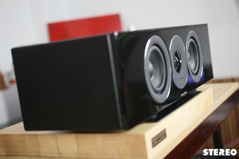 Sonus Faber Lumina Center I: Mảnh ghép hoàn thiện hệ thống âm thanh của phòng phim tại gia