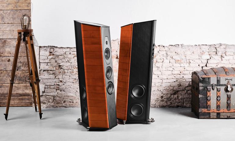 Sonus Faber ra mắt phiên bản siêu giới hạn của đôi loa Il Cremonese