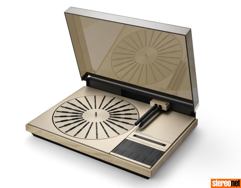 Bang & Olufsen tái bản dòng Beogram 4000 Series với mâm đĩa than Beogram 4000c Recreated Limited Edition