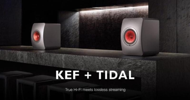 Loa không dây hi-end KEF LS50 Wireless II được bổ sung Tidal Connect