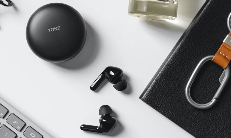 LG giới thiệu tai nghe true wireless HBS-FN7 với khả năng chống ồn chủ động và tự diệt khuẩn