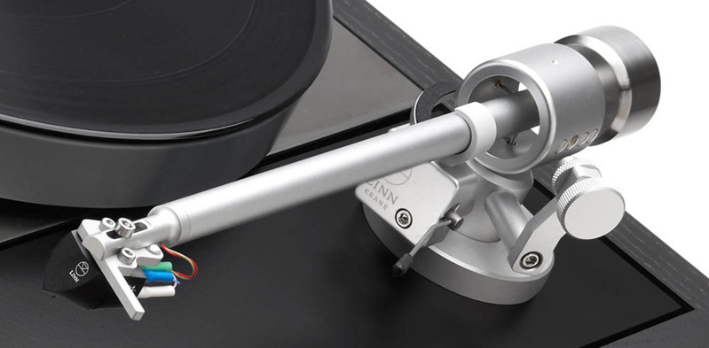 Linn nâng cấp mâm đĩa than Majik LP12 với tay cần Krane mới