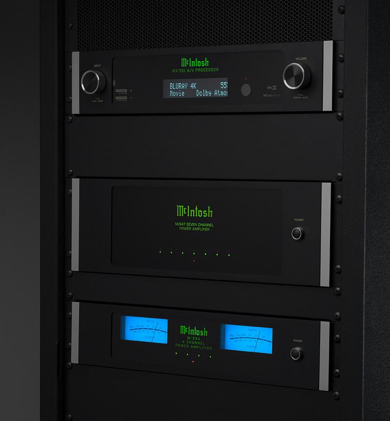 Mcintosh ra mắt MX100 và MI347: Nâng tầm chất lượng trình diễn cho dàn âm thanh xem phim
