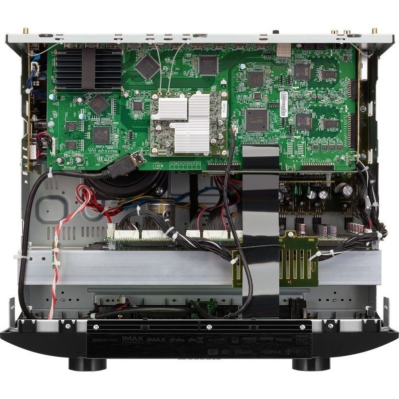 Marantz tung ra AV processor AV7706, hỗ trợ 8K, cấu hình 11.2 kênh