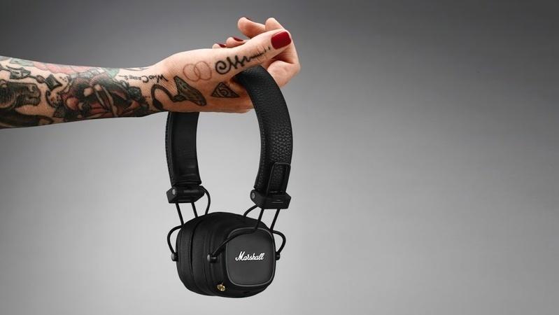 Marshall ra mắt tai nghe on-ear không dây Major IV: Pin 80 tiếng, có thể sạc không dây