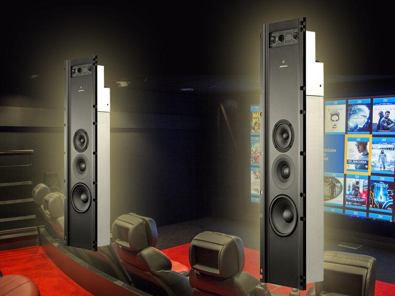 Meridian Audio tung ra mẫu âm tường Reference DSP730, tích hợp ampli, hỗ trợ Hi-Res
