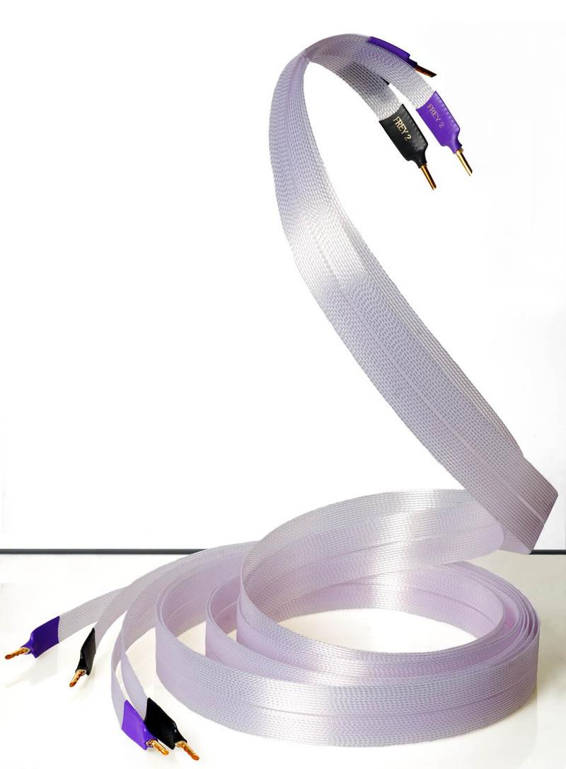 Nâng cấp hệ thống âm thanh với bộ dây dẫn cao cấp Nordost Frey 2
