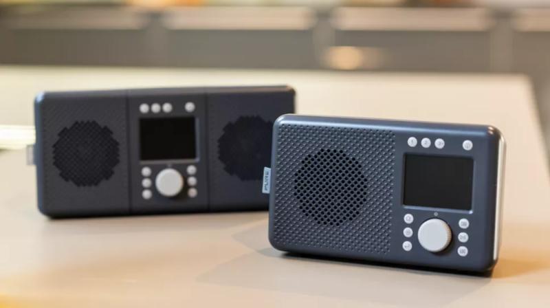 Pure trình làng bộ ba radio DAB bỏ túi dành cho người hay xê dịch