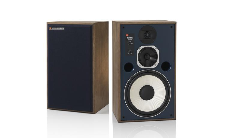 JBL Studio Monitor 4307: Di sản xuất sắc của dòng loa JBL Studio Monitor