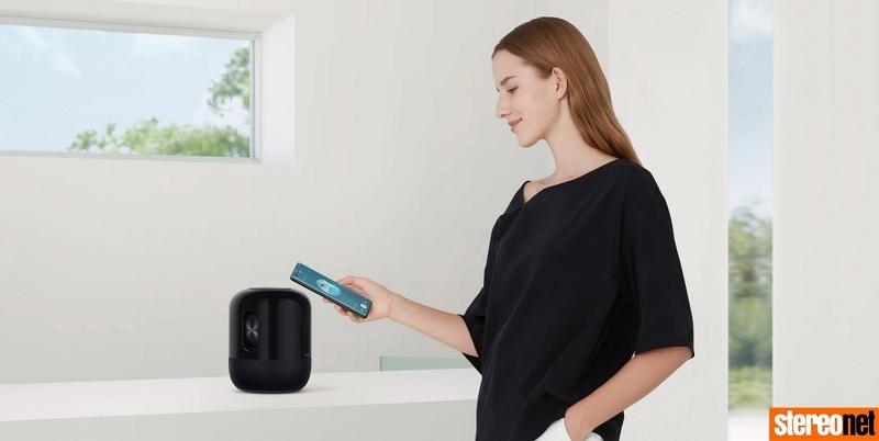 Huawei tiếp tục hợp tác cùng Devialet ra mắt loa thông minh Huawei Sound