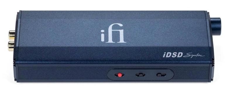 iFi Audio ra mắt DAC/Headamp cao cấp iFi micro iDSD Signature, giá 15 triệu đồng