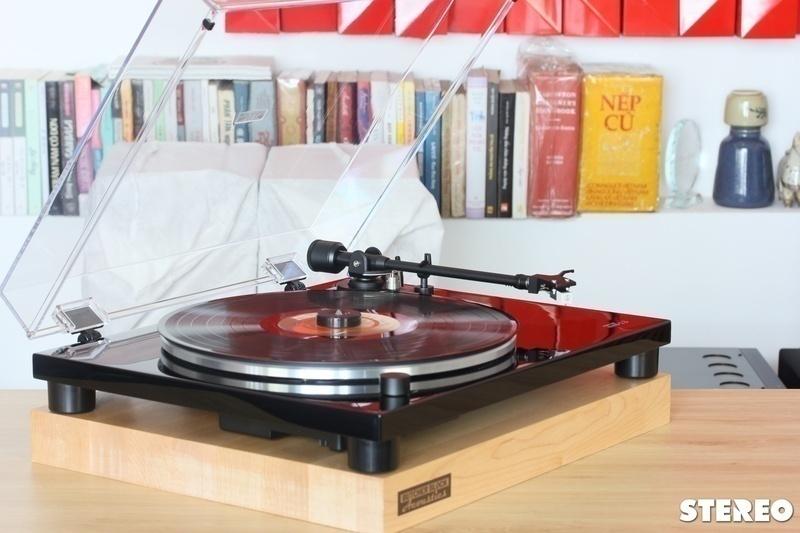 Mâm đĩa than Music Hall MMF-1.3: Lựa chọn sáng giá trong phân khúc dưới 10 triệu