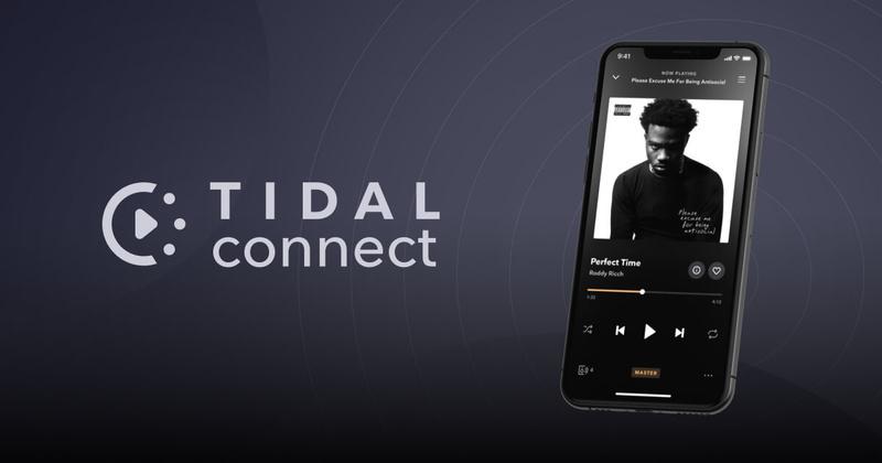 Dịch vụ streaming nhạc hi-res Tidal ra mắt tính năng Tidal Connect