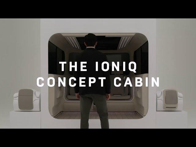 LG và Huyndai công bố concept sử dụng màn hình OLED dẻo 77-inch trong xe hơi