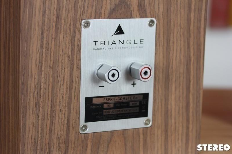 Loa bookshelf Triangle Esprit Comete Ez: Thư giãn với âm thanh đậm chất Pháp