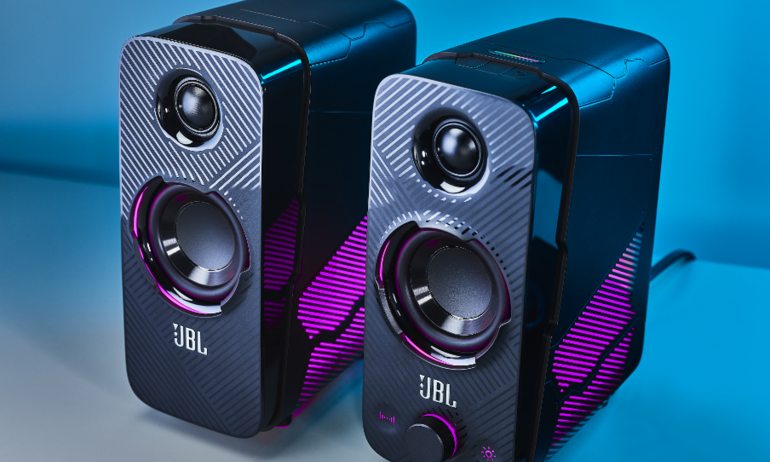JBL ra mắt loa gaming đầu tay mang tên Quantum DUO