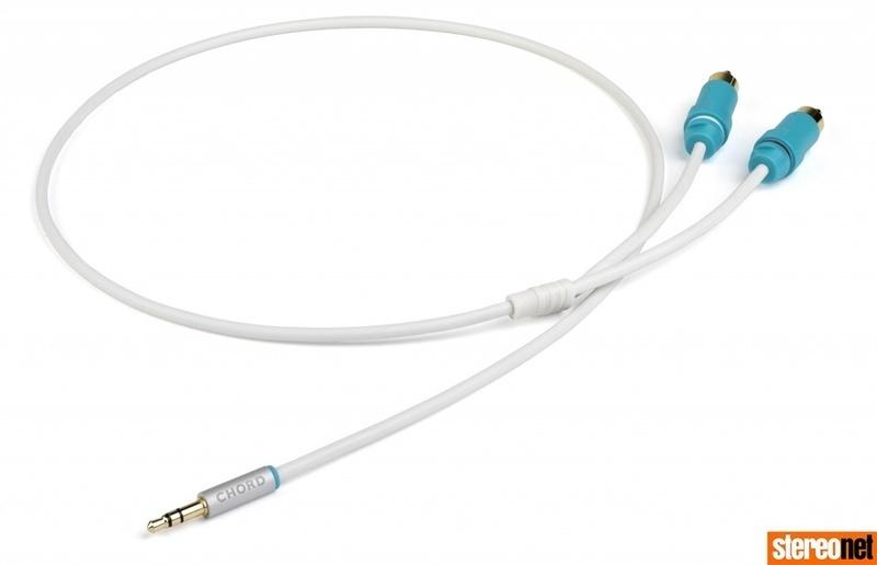 Chord Company giới thiệu dây tín hiệu C-jack, chuẩn Aux 3,5mm