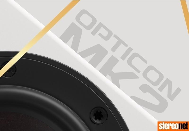 DALI trình làng thế hệ thứ 2 của dòng loa phổ thông Opticon